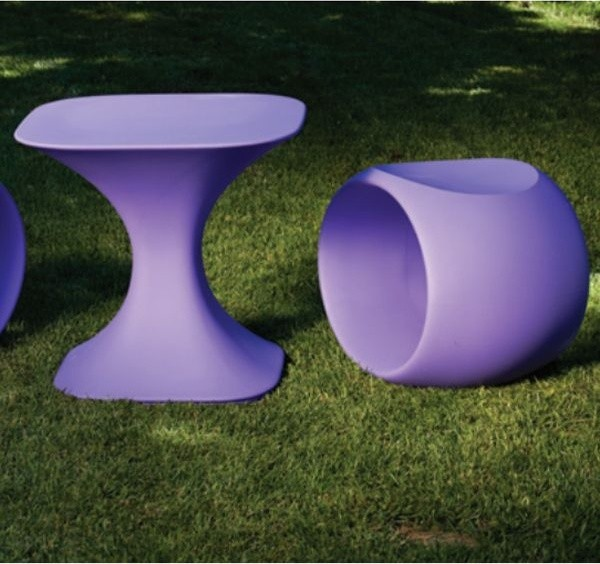 Milo Outdoor Stools outdoor-benches