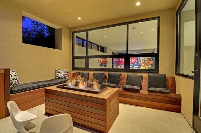 Minnetonka Modern contemporary-patio