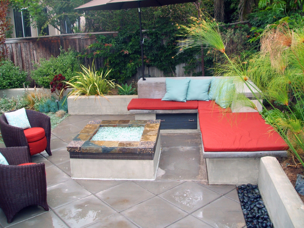 Superb Modern Eclectic Eclectic Patio San Diego By Dp Machost Co Dining Chair Design Ideas Machostcouk