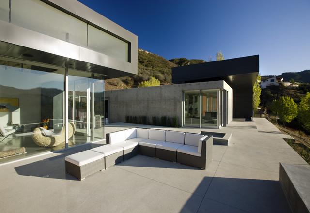 Abramson Teiger Lima Residence modern-patio