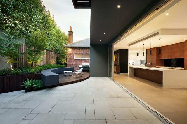 Modern patio for Terrace modern design