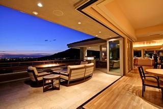 Outdoor Spaces - Modern - Patio - phoenix - by Eagle Luxury Properties