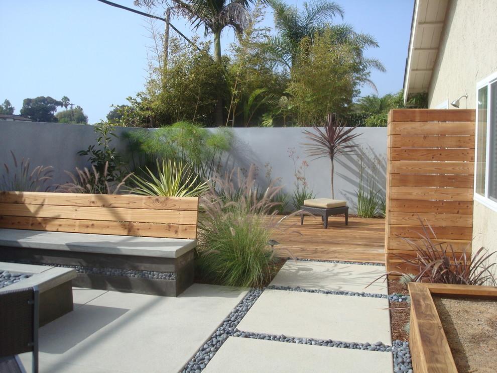 Modern Patio Modern Patio San Diego