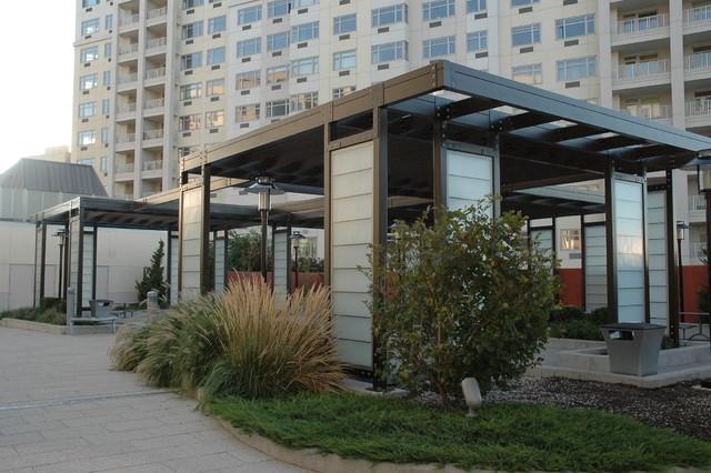 Modern Pergola contemporary-patio