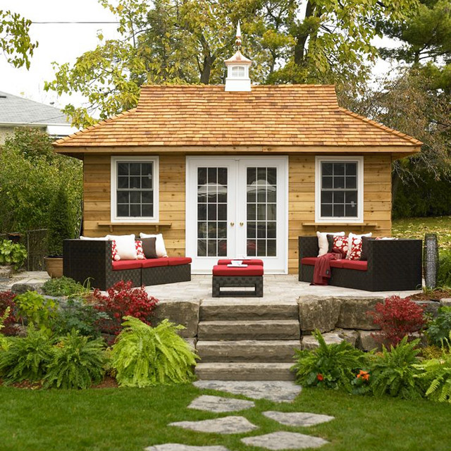 Small Backyard Guest House Plans: Modern Prefab Studios