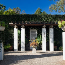 Modern Renovation, Montecito