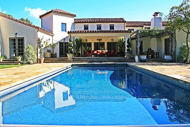 Montecito 1 mediterranean-patio
