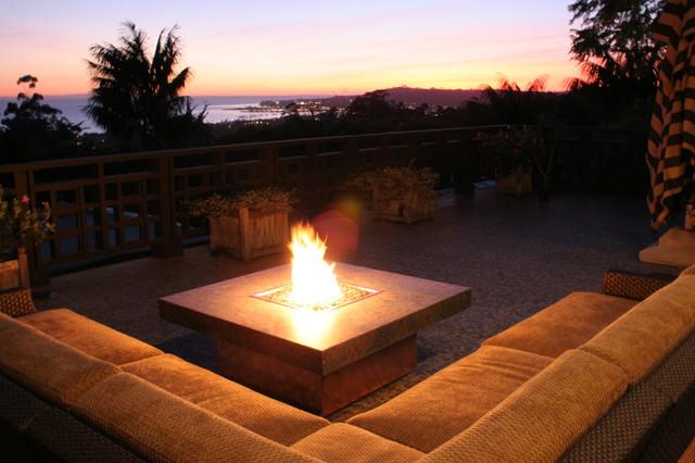 Montecito Table asian-patio