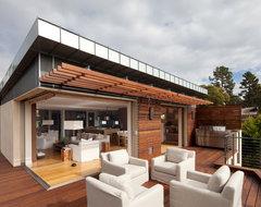 Montectio Eco-Luxury contemporary-patio