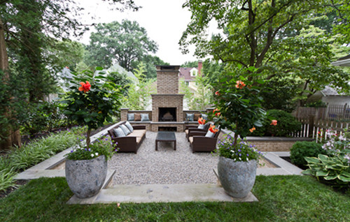 Moorestown NJ Residence traditional-patio