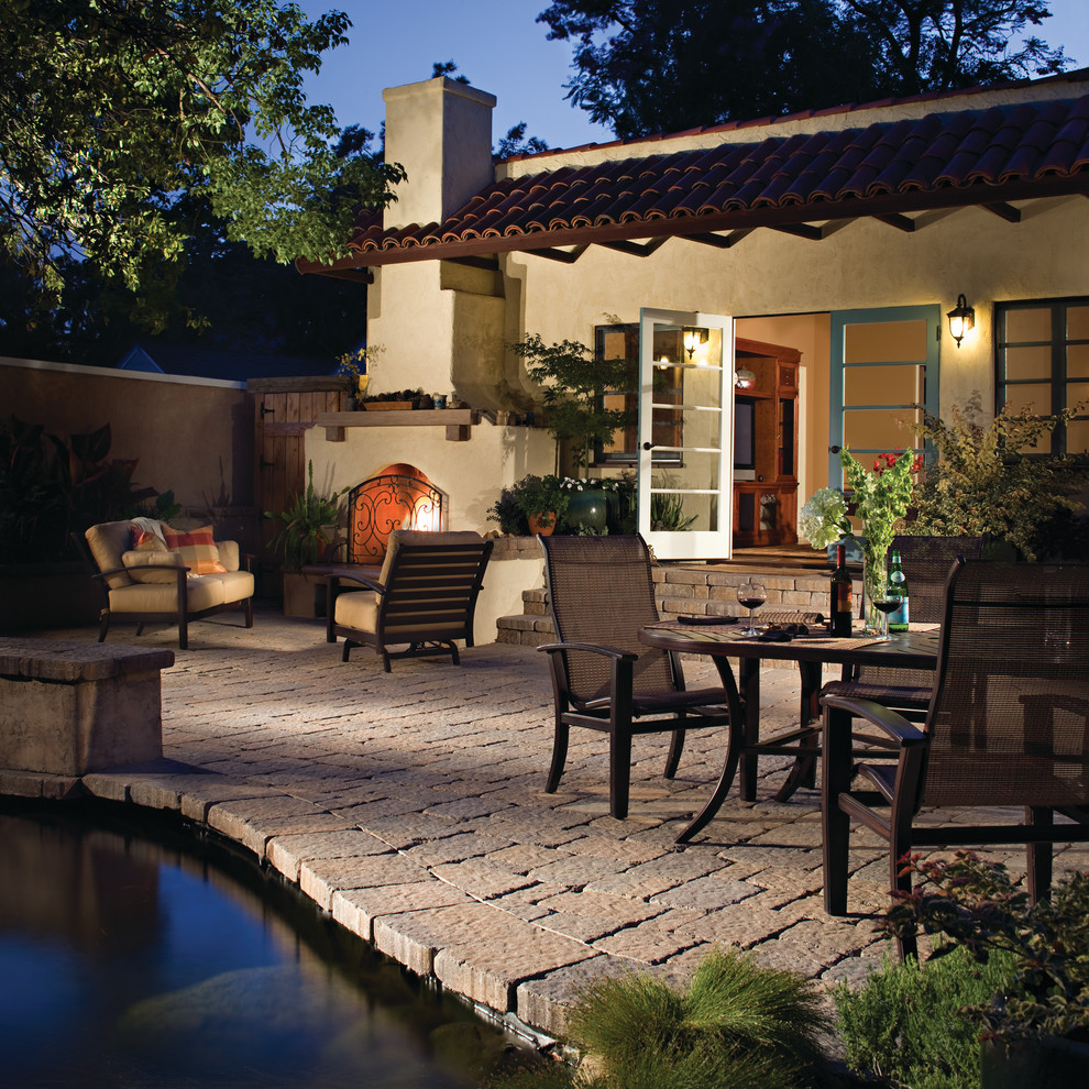 Patio Cover Contractors Los Angeles: Morrill Residence Pond
