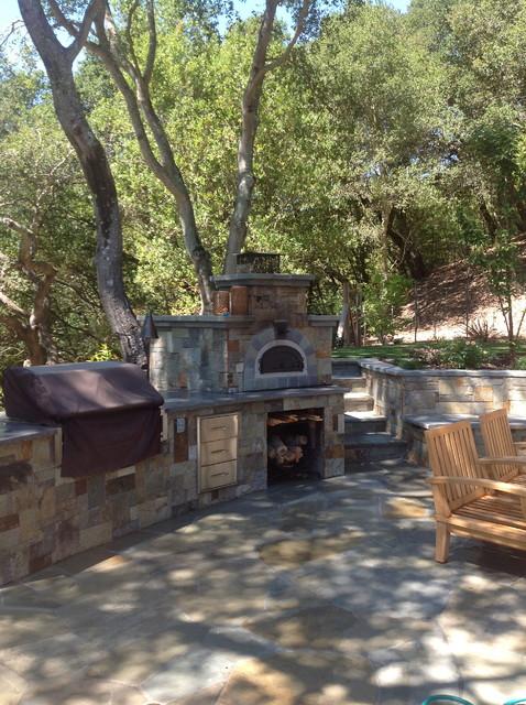 Morrow Backyard orinda ca. traditional-patio