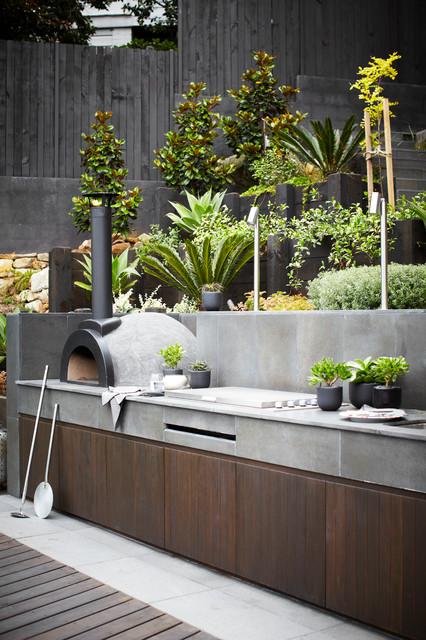 Mosman contemporary-patio