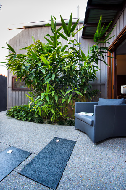 Mount hawthorn courtyards contemporary patio perth for Courtyard landscaping perth