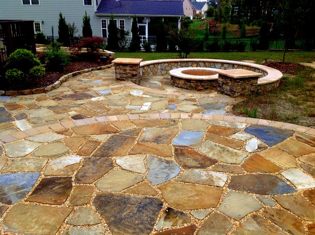 Multiple projects traditional-patio