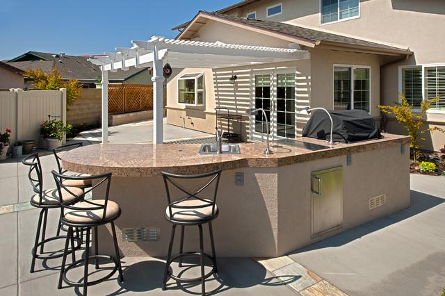 Murphy - Exterior traditional-patio
