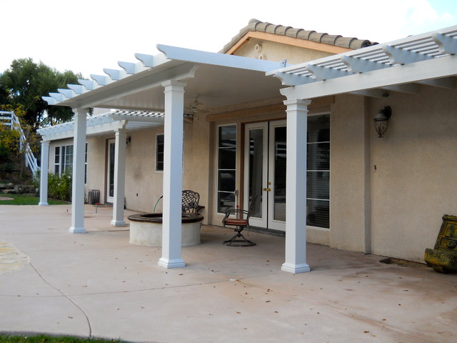 Perfect Murrieta Country Estates Contemporary Patio