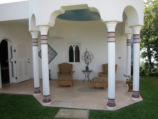 Mustique--Toucan Hill mediterranean-patio