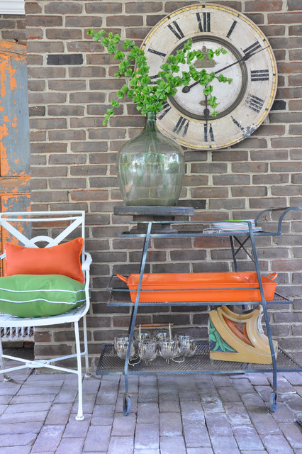 My Houzz:  Eclectic Finds in Maryland eclectic-patio