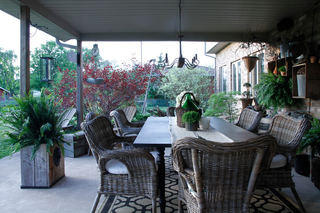 Casual dining room ideas - All Rooms Outdoor Photos Patio