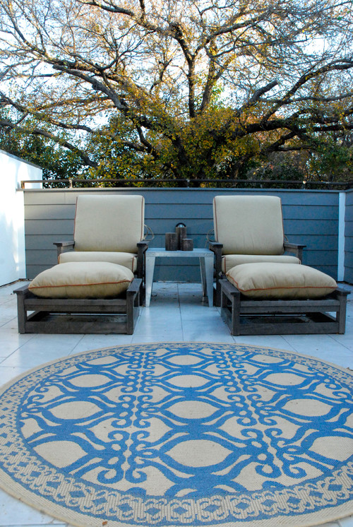 My Houzz: Modern Sleekness and Serenity in Austin