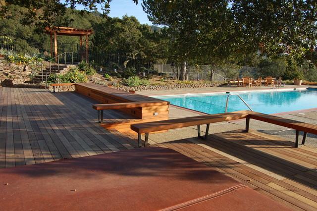 Napa Residence contemporary-patio