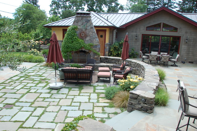 Napa Valley Ca Traditional Patio San Francisco By