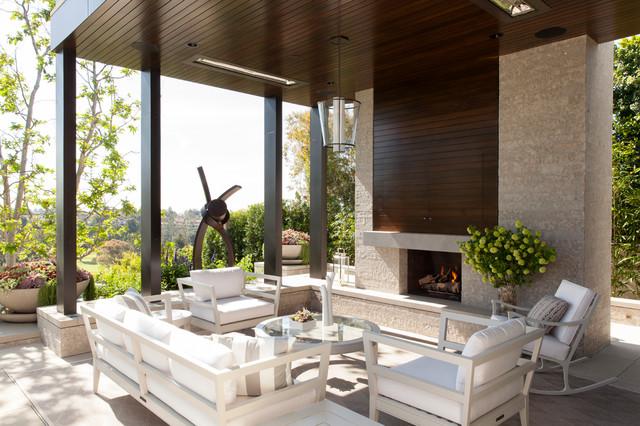 Napoli Residence contemporary-patio