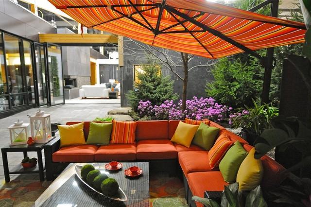 National Home Show Dream Home By Jackie Morra Interiors Tropical Patio