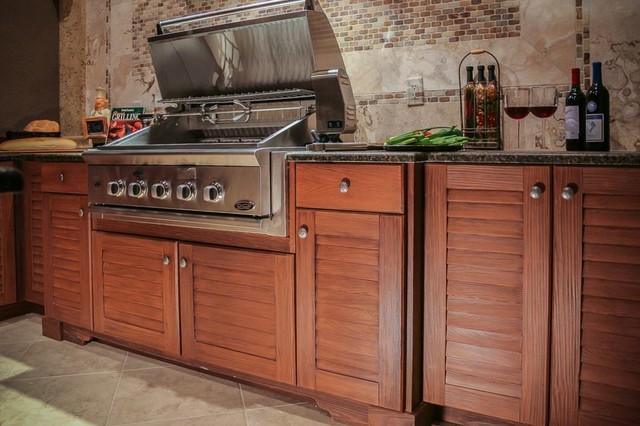 nature kast weather proof cabinets outdoor kitchen. Black Bedroom Furniture Sets. Home Design Ideas