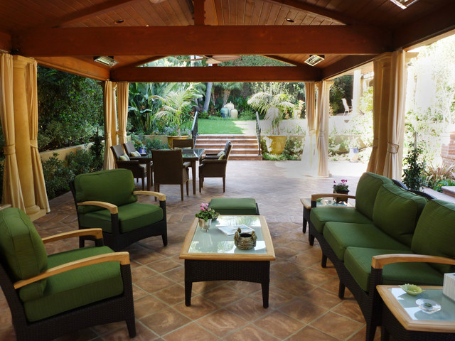 Nazzal Traditional Patio Los Angeles By Dale