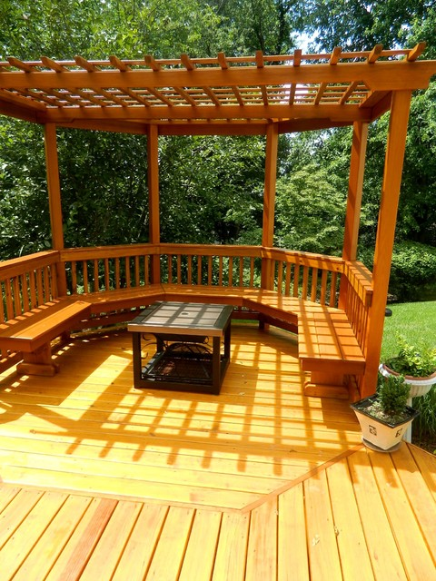 NDW projects traditional-patio
