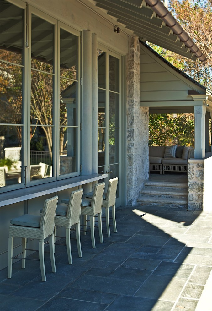 New Manor Residence Traditional Patio Charlotte By