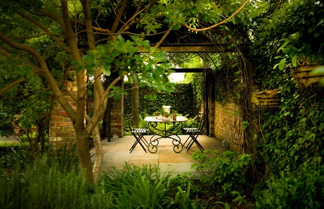 Courtyard vistas eclectic patio new orleans by for Haven home and garden design