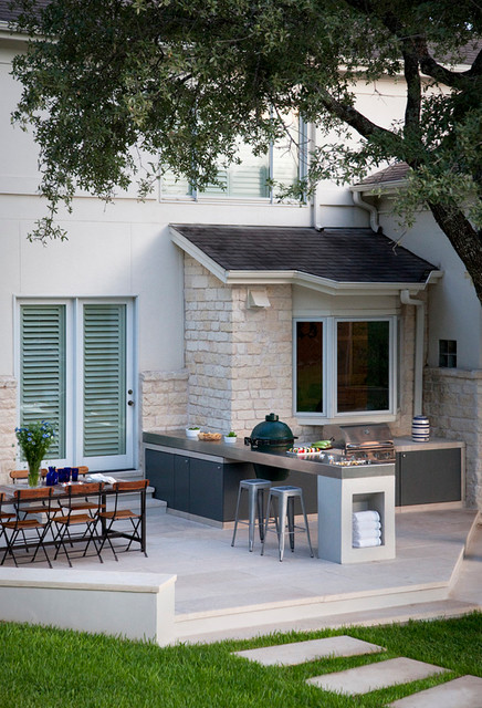 north oak canyon contemporary patio austin by austin outdoor design. Black Bedroom Furniture Sets. Home Design Ideas