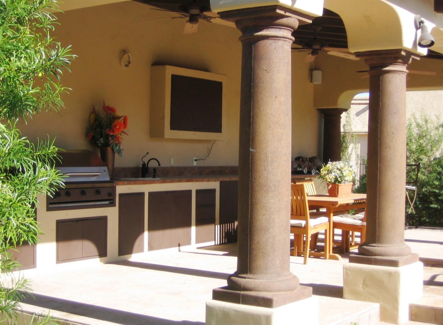 North Scottsdale--Outdoor Kitchen