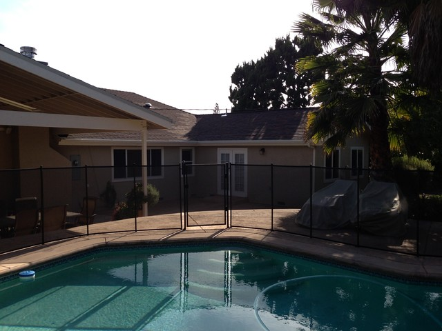 Northridge, Ca Master Suite Addition / Whole House Remodel traditional-patio