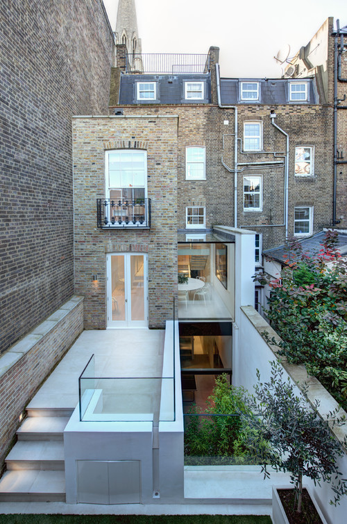 Notting Hill town house