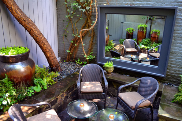 NYC Backyard - Contemporary - Patio - new york - by ...