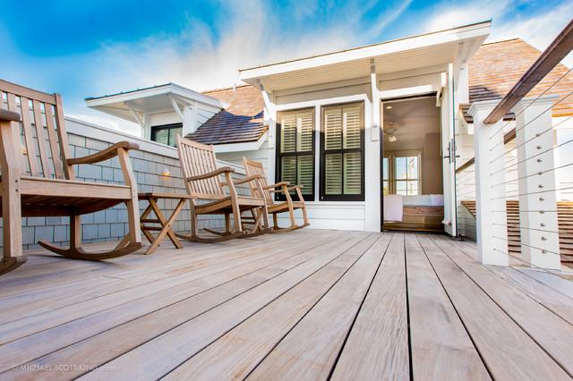 Ocean Drive traditional-patio