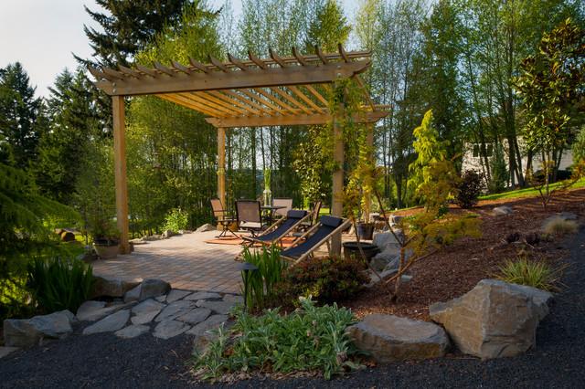 Olsen Property traditional-patio