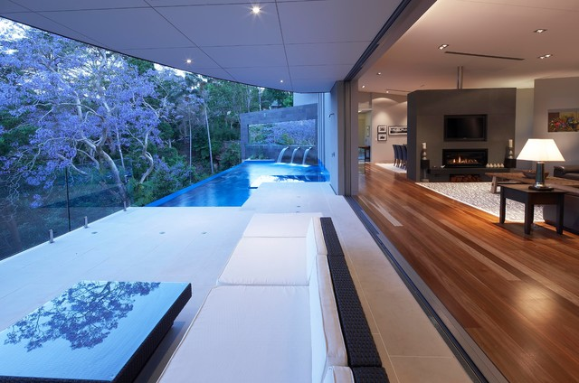 On edge contemporary patio sydney by dean herald
