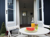 traditional patio Houzz Tour: A Wee Home Grows in a Scottish Garden (16 photos)