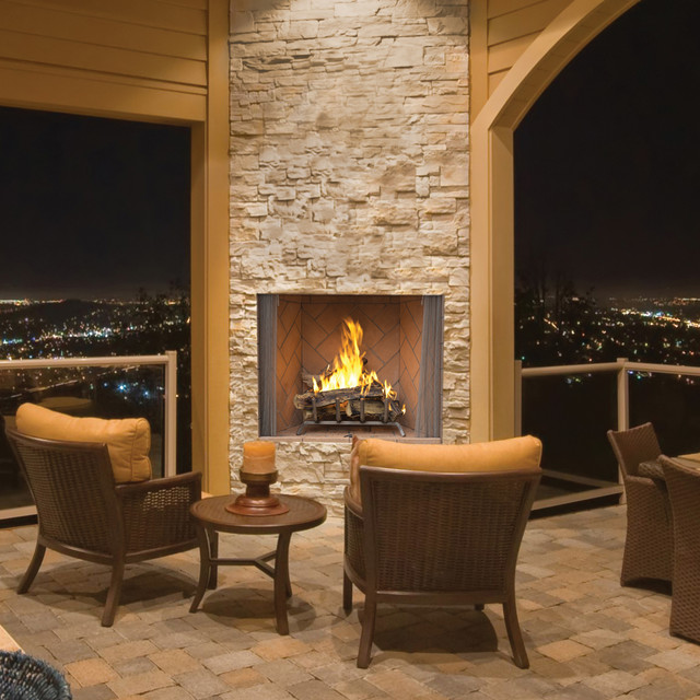 Oracle outdoor living collection by astria traditional for Astria fireplace