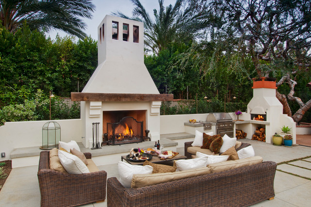 Orco Fireplaces Amp Pizza Ovens Traditional Patio