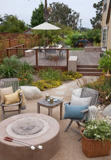 Bathroom Vanities San Diego >> Organic Modern Outdoor Living - Beach Style - Patio - san diego - by Sage Outdoor Designs