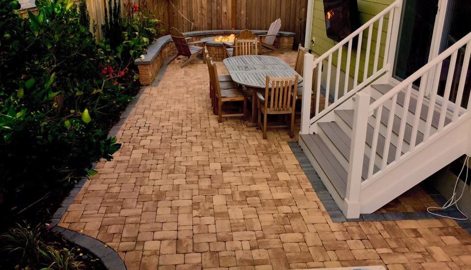 Our Projects Traditional Patio Richmond By
