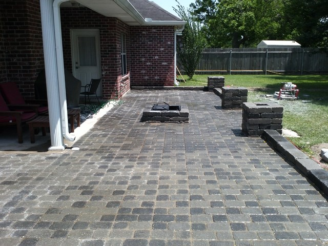 Our work 2012 / 2013 traditional-patio