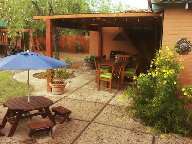 Landscaping Pavers Tucson : Tutti gli spazi esterni patio e portico