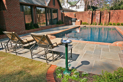 Outdoor Areas, Pools And Patios By Jason Barwick